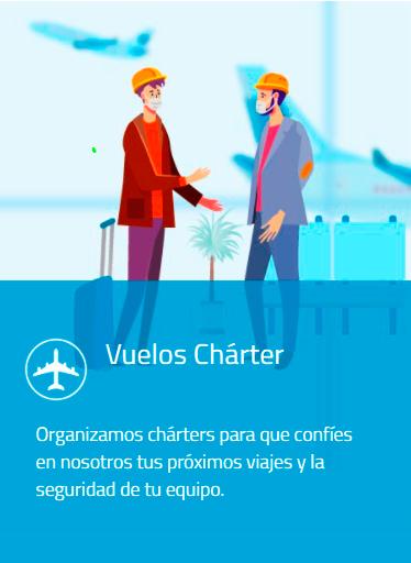 vuelos-Charter